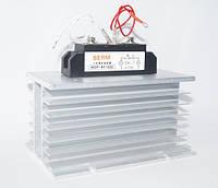 150А твердотельное реле с радиатором 150мм, фото 1