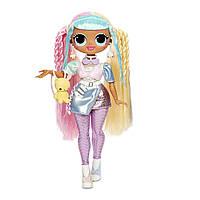 Большая Кукла Lol Surprise OMG  Candylicious 2 series 2 серия ЛОЛ ОМГ