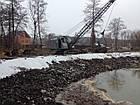 Укрепление берега бутовым камнем, щебнем. Берегоукрепление галькой, фото 6
