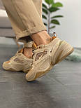 Женские кроссовки Nike M2K Tekno SP Schuhe beige 36-40р.. Живое фото (Топ реплика ААА+), фото 2