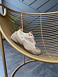 Женские кроссовки Nike M2K Tekno SP Schuhe beige 36-40р.. Живое фото (Топ реплика ААА+), фото 7