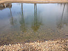 Укрепление берега бутовым камнем, щебнем. Берегоукрепление галькой, фото 9