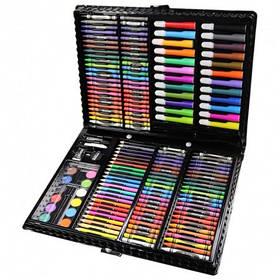 Акция !!! Большой набор для рисования в чемоданчике на 150 предметов!