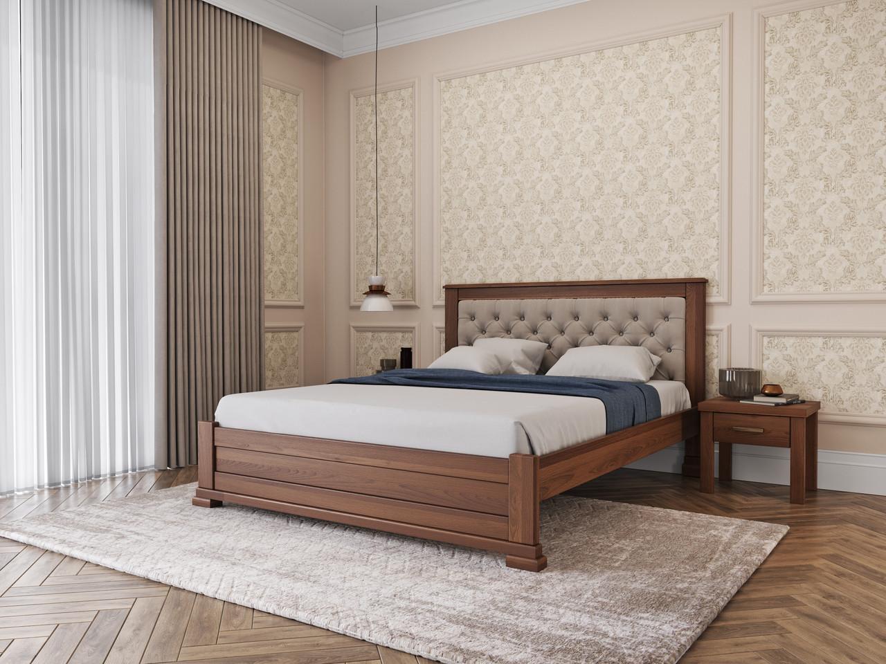 Кровать из бука.