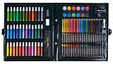 Детский художественный  набор для рисования в чемоданчике Art set 150 предметов (0709001), фото 5