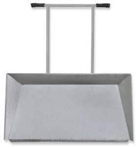 Движок для снега металл оцинкованый 50х100 см