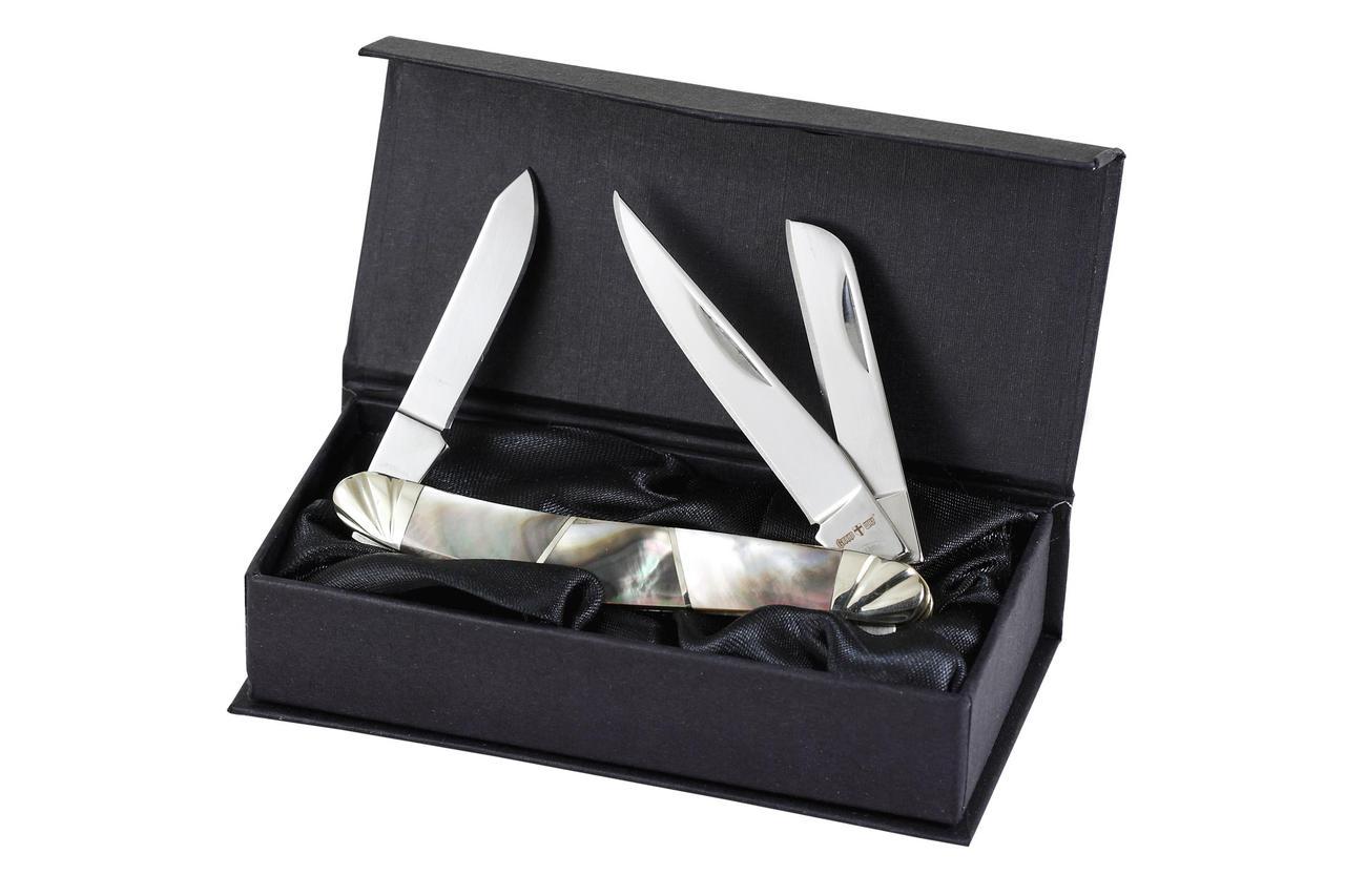 Нож складной 4216 BST (SET)