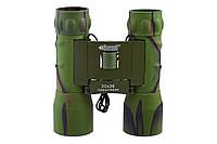 Бінокль 22x36 - BASSELL (green), фото 1