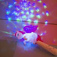 Светящийся микрофон Единорог, фото 2