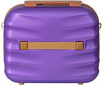Комплект Вализа и кейс Bonro Next маленький фиолетовый (10066703), фото 7