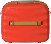 Комплект Вализа и кейс Bonro Next маленький красный (10066705), фото 7