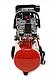 Компрессор масляный KRAFT&DELE KD400 2,8 кВт, фото 2