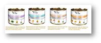 """""""DN Premium"""" консервы для собак с телятиной, помидорами и макаронами  185гр., 12шт/уп."""