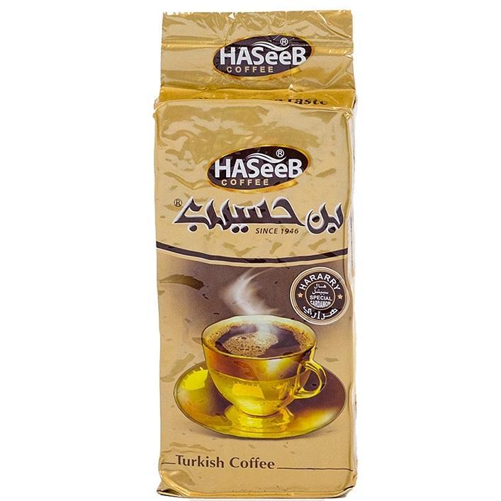 Кофе Haseeb Super Extra Cardamon 200 грамм