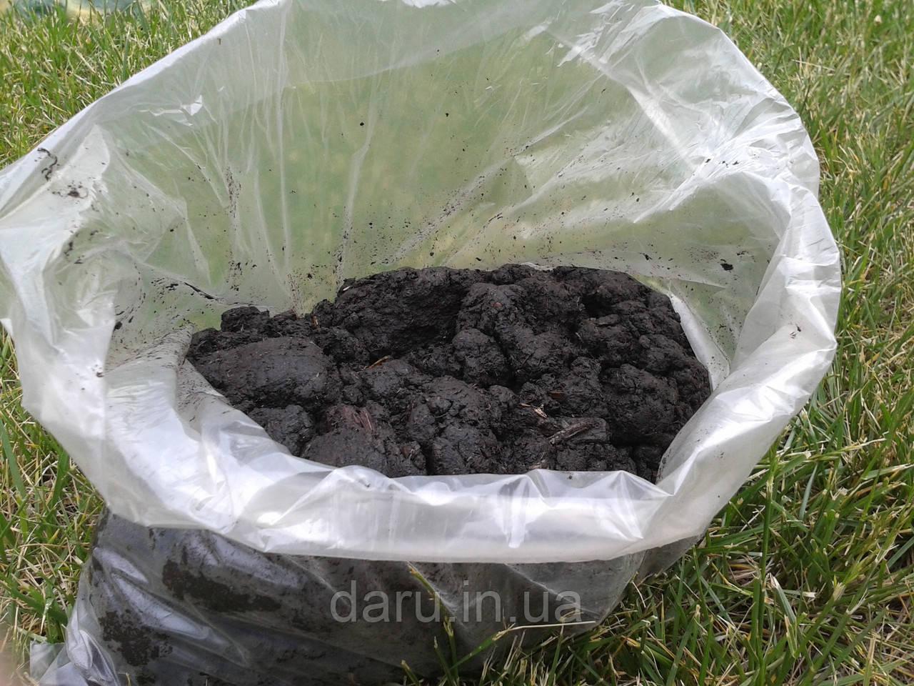 Покровная почва для выращивания шампиньона на 0.5 кв. метр ОПТ