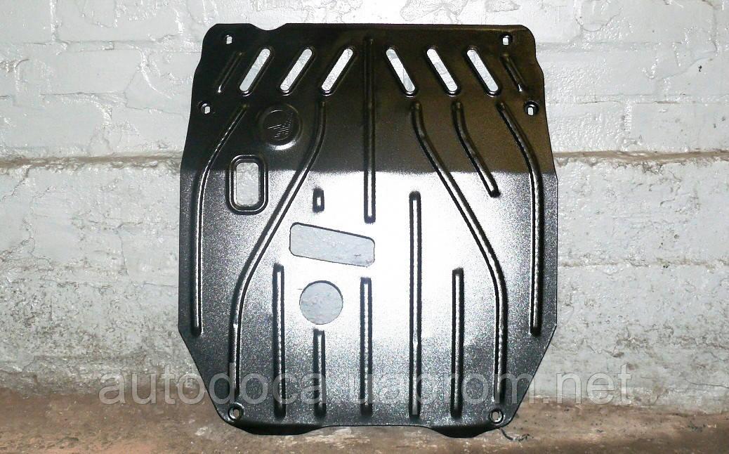 Защита картера двигателя и кпп Renault Symbol 2002-2008