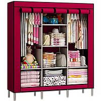 Тканевой шкаф для одежды HCX Storage Wardrobe №88130, Качество
