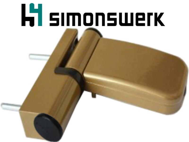 Петля дверная Simonswerk Siku 3135 бронза глянец (Германия)