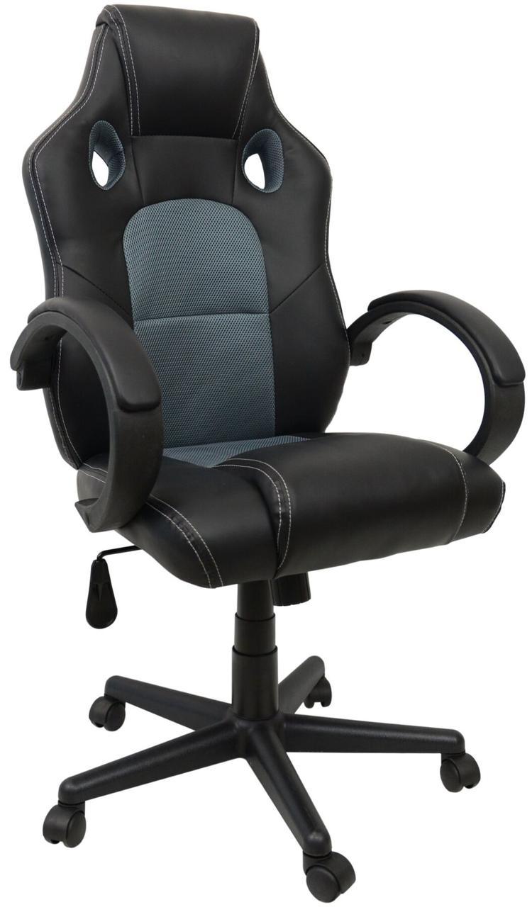 Кресло геймерское Bonro B-603 Grey (40060002)