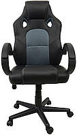 Кресло геймерское Bonro B-603 Grey (40060002), фото 4