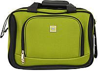 Набор чемоданов Bonro Best 2 шт и сумка зеленый (10080101), фото 7