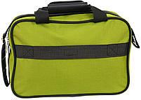Набор чемоданов Bonro Best 2 шт и сумка зеленый (10080101), фото 8