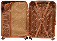 Набор чемоданов Bonro Next 4 штуки фиолетовый (10060403), фото 5