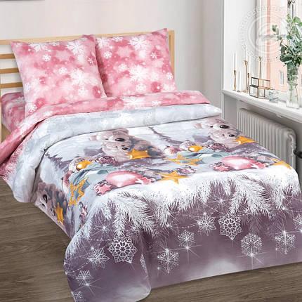 Постельное белье Ласковый мишка поплин ТМ Комфорт текстиль (в детскую кроватку), фото 2