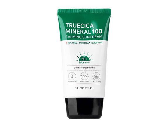 Солнцезащитный крем Some By Mi Truecica Mineral 100 Calming Suncream spf 50 PA++++, 50 мл, фото 2