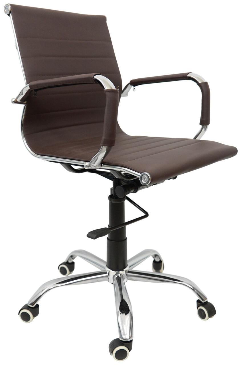 Офисное кресло Bonro B-605 Brown (40050001)
