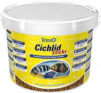 Корм Tetra Cichlid (10 л/ 2,9 кг)