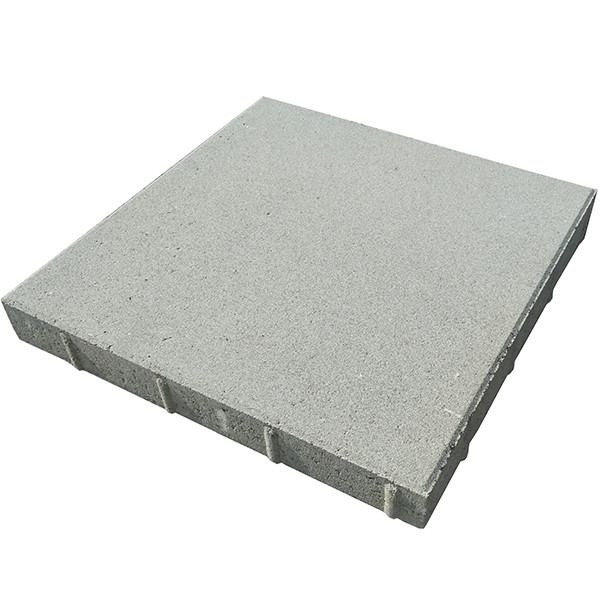 Тротуарная плитка сухопрессованная «Квадрат»  40х40х5 см;