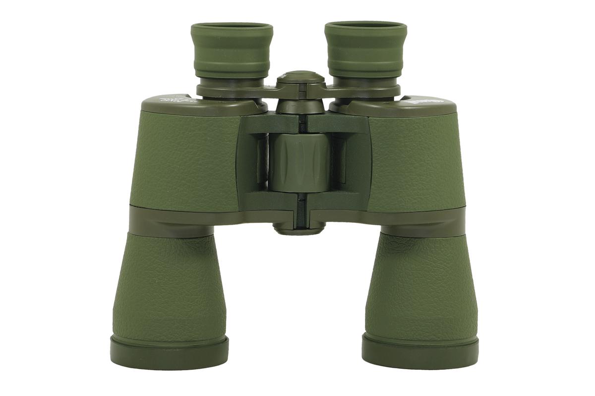 Бінокль 20x50 - BASSELL (green)
