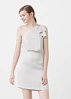 Платье с ассиметричным декольте Mango (р.М,44)