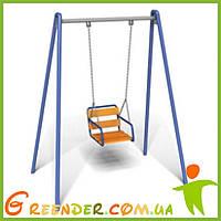 Детские качели кресло качели Стронг база