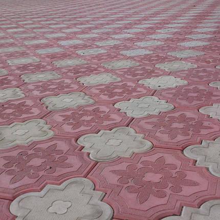 Тротуарная плитка «Гжель», фото 2