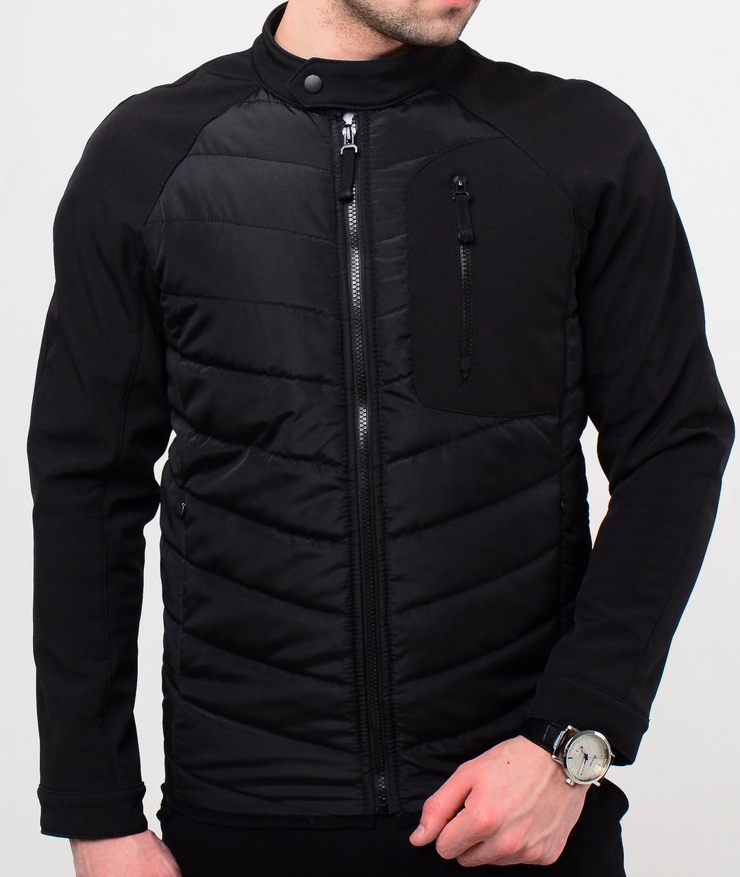 Куртка Юнайтед черная