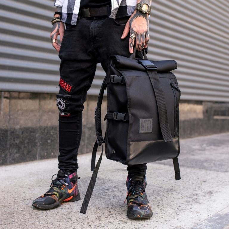 Роллтоп рюкзак мужской WLKR