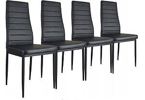 Кухонные стулья набор 4 шт.