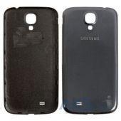 Samsung Задняя часть корпуса (крышка) i9500 Galaxy S4 / i9505 Galaxy S4 Mist Black