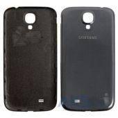 Samsung Задня частина корпусу (кришка) i9500 Galaxy S4 / i9505 Galaxy S4 Mist Black