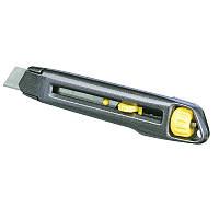 Нож (18 мм) метал (блистер) STANLEY 0-10-018
