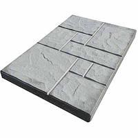 Тротуарная плита армированная «Булыжник»