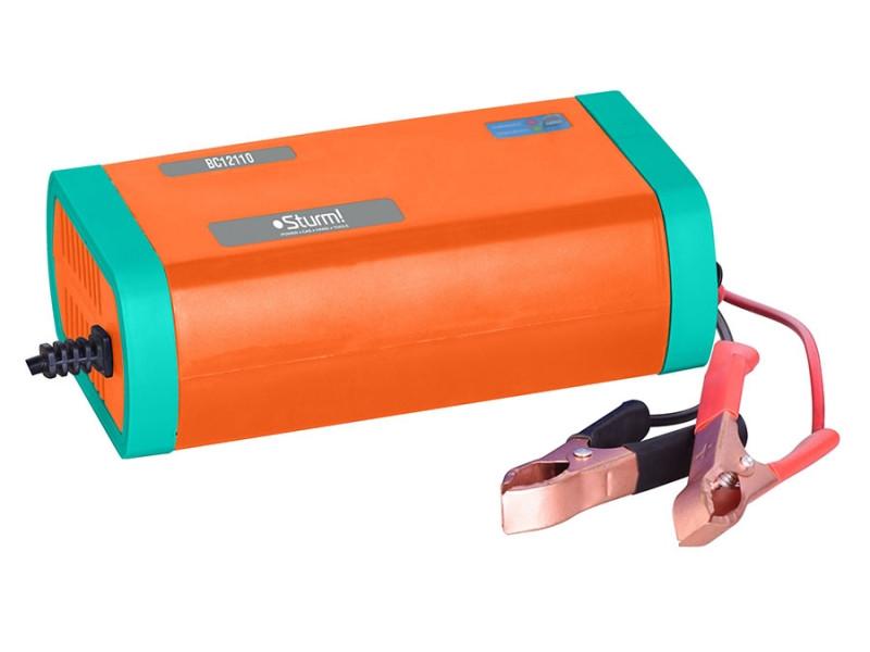 Зарядное устройство (12В, 38-150 Ач) Sturm BC12110 / 2 года гарантия