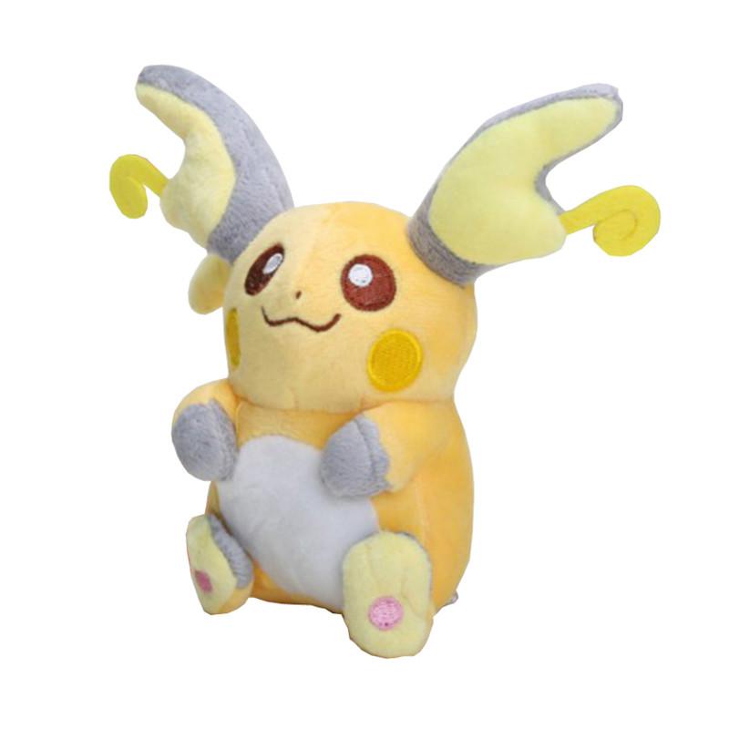 Покемон Райчу (Raichu.) плюшевая игрушка 16 см