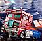 Робот-трансформер Оптимус Прайм, Siege, BPF toy - Transformer, Optimus Prime, фото 3