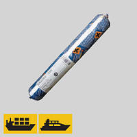Тиксотропный подстилающий компаунд для морских применений Sikaflex-298, 600 мл.