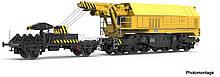 Roco 73035 Модель крана с цифровым управлением EDK 750,DB, масштаба H0, 1:87