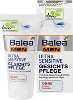 Крем для лица Balea men Ultra Sensitive, 50 мл.