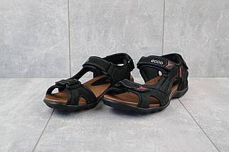 Босоножки Ecco Active E (лето, мужские, натуральная кожа, черный), фото 2